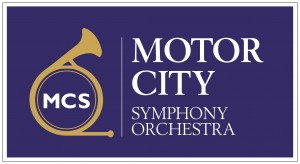 The logo of the Motor Symphony Symphony Orchestra
